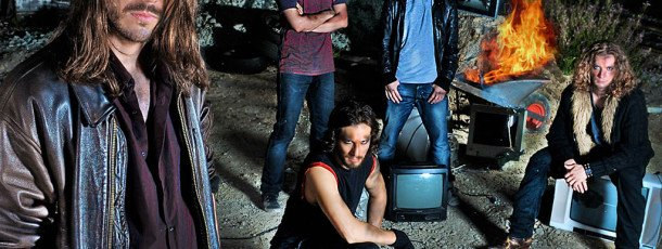 Albumcover • Rockband • Deep Trip