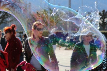 Event • Big Bubbles no Troubles • 2016