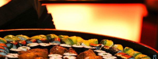 Food • Sushi • Ginmaku Film Festival