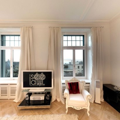 Immobilie • virtueller Rundgang 360° • Vision Apartments