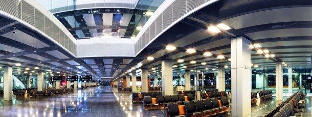 Architektur • Neubau • Flughafen Zürich