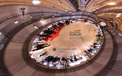Reportage • Messestände • Canon Professional Forum`14