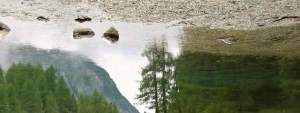 Landschaftsfotografie • Reflextions • – 46° 34′ 53″ N, 9° 47′ 8″ W