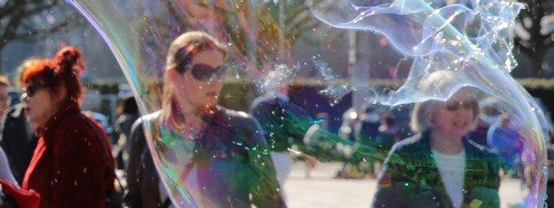 Event • Big Bubbles no Troubles • ReLOVEution ❤