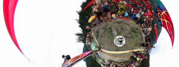 Experimentell • 360°Panoramen • GoaFestival